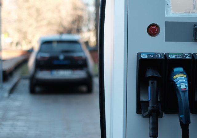 tipos de recarga coche eléctrico