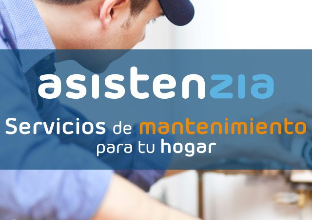 Asistenzia: ahorra con servicios de mantenimiento del hogar