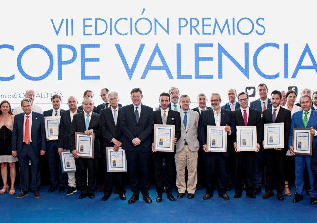 Alcanzia participa en la VII edición de Premios Cope Valencia