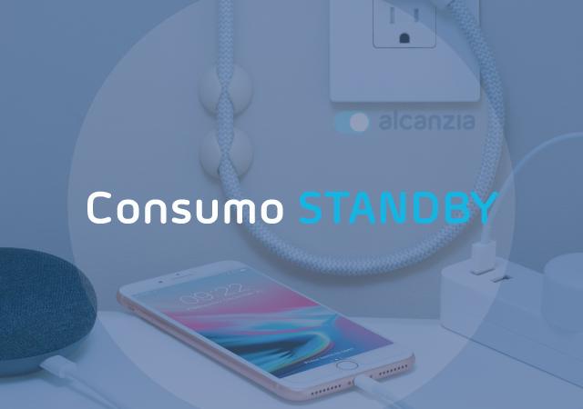 ¿Qué es el consumo standby o consumo fantasma?