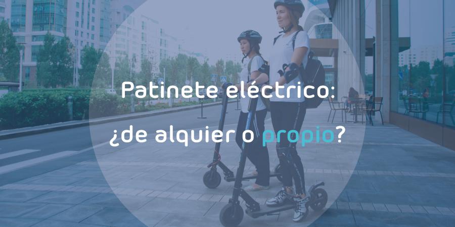 10 razones para tener tu propio patinete eléctrico